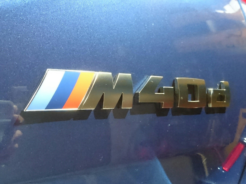 BMW X3コーティング…
