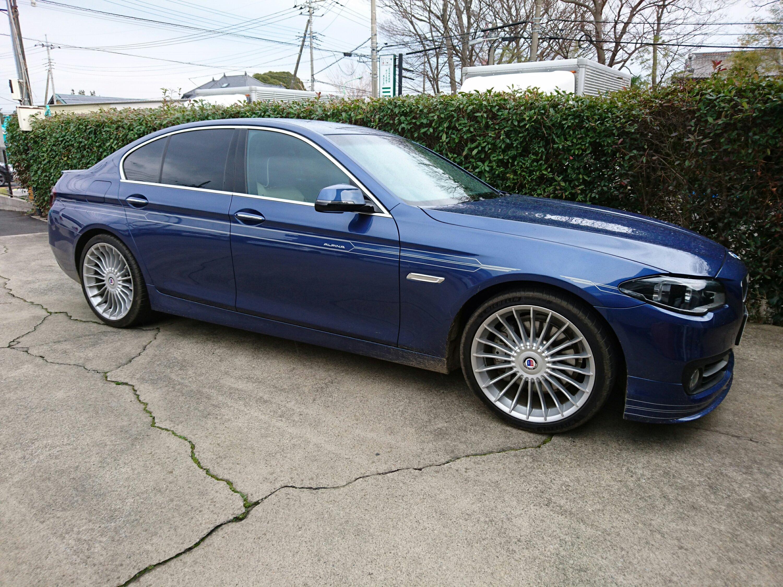 BMW D5セラミックスエアー施工…
