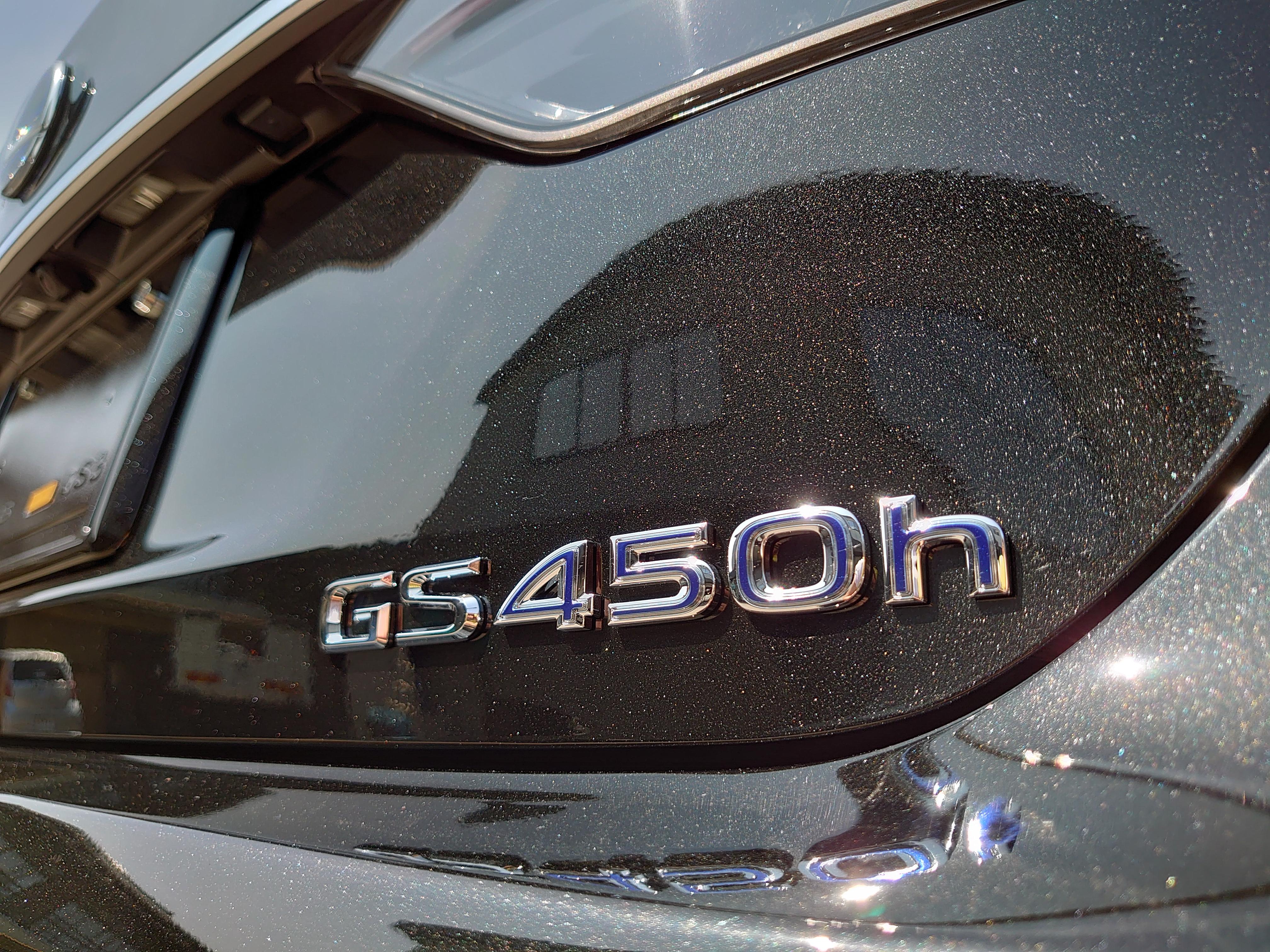 LEXUS GS450h 新車コーティング